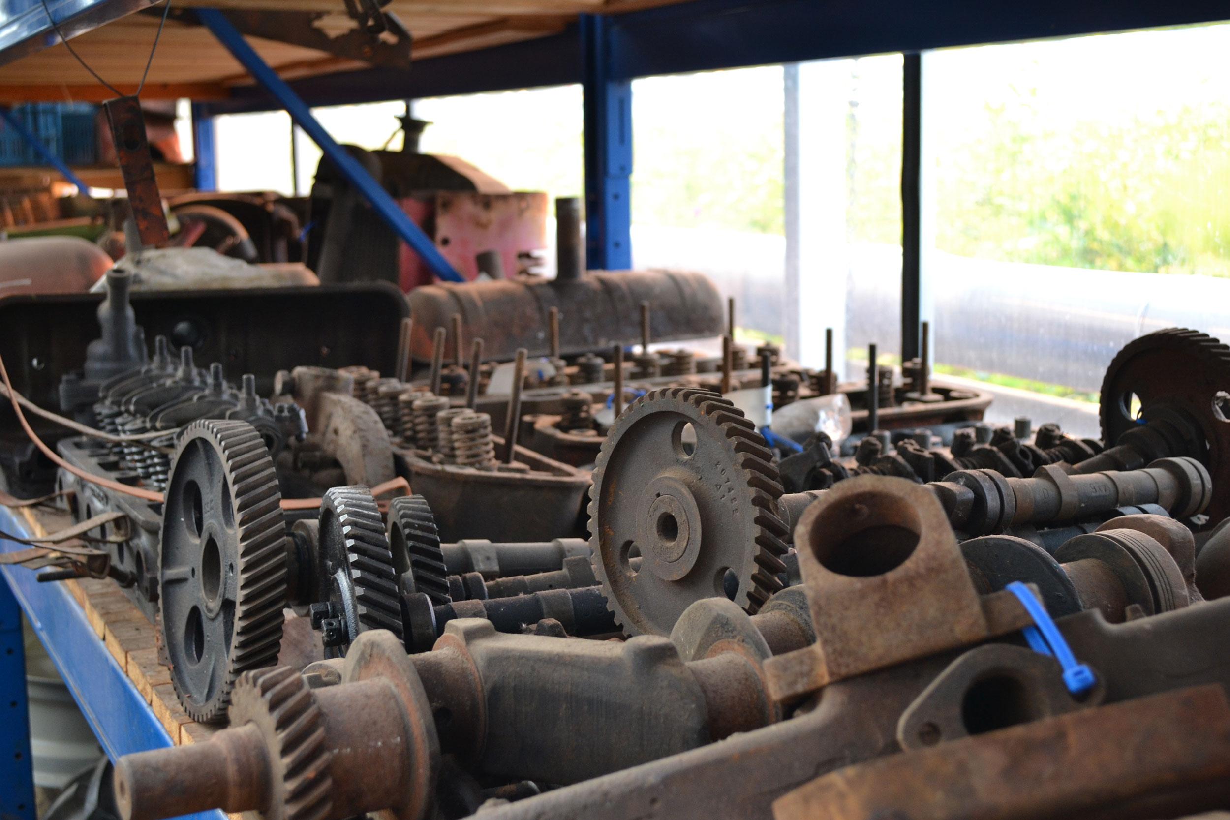 klassieke ford onderdelen